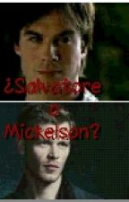 ¿Salvatore o Mickelson? by mayreth76