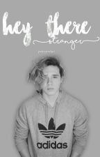 """Hey There, Stranger,"" (Brooklyn Beckham) BEING EDITED by fangirlingcutie"