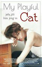 My Playful Cat «JongIn» by jelly_jilli