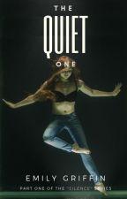 The Quiet One by Snowbluebird