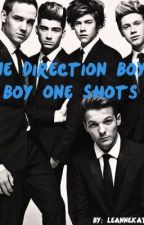 One Direction Boy x Boy One Shots by leanne_was_here