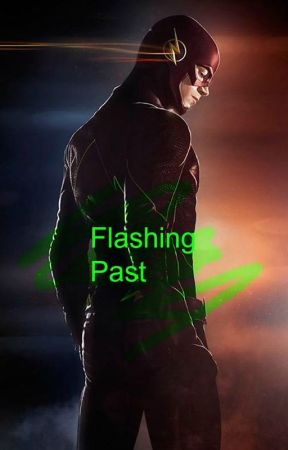 Flashing past (Barry Allen/The Flash) by Winchesterspilots
