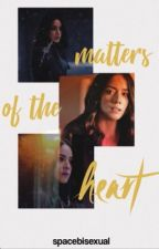 Matters Of The Heart |Klaus Mikaelson by spacebisexual