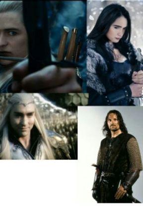 For good without love?-Legolas/Aragorn\\Herr der Ringe/Der Hobbit by _Eilian_