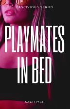 Lascivious Series #2: Playmates on Bed by SecretLips
