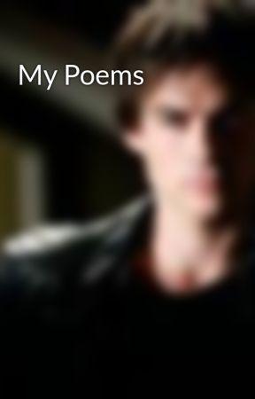 My Poems by Raesmile22