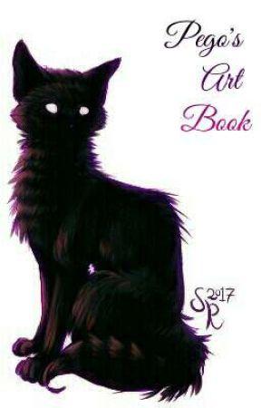 Pego's Art Book by Pegocorn48