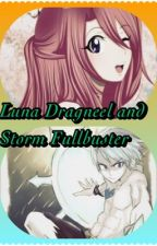 Luna Dragneel and Storm Fullbuster by _Windless_