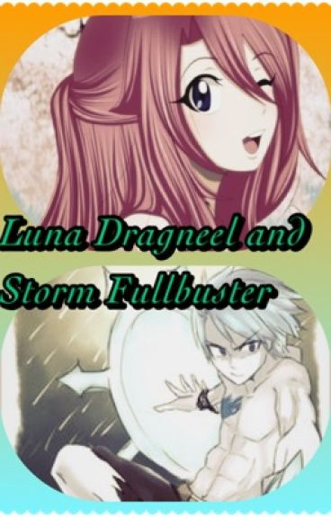 Luna Dragneel and Storm Fullbuster