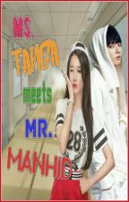 Ms. Tanga Meets Mr. Manhid by pink_crazy