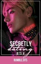 Secretly Dating | BTS V by bumble_bts
