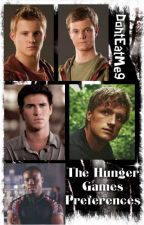 ~The Hunger Games Preferences~ by DontEatMe9