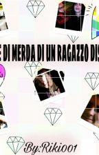 Figure Di Merda Di Un Ragazzo Disagiato by riki001