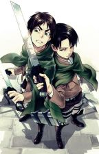 Levi x reader- MINE! by NearsGirl01