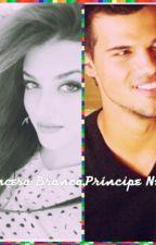 Princesa Branca,Principe Negro    Taylor Lautner   by Nathaly___Mello