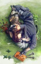 mejores amigos (kakashi y tu ) by karencithax