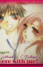Here with me! _-GakuenAlice-_  (TsubasaxMisaki) by Aigarockz
