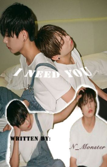 I Need You | VKook (boyxboy)