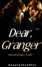 Dear, Granger - Romione. by beautifulyoongi