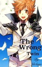 The wrong twin. (Hitman reborn fic) R27 by blichigo