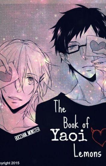 The Book of Yaoi Lemons