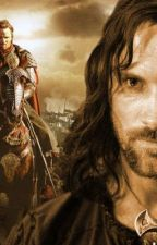 Loved by a Wolf *Aragorn Love Story* by LoveYourTalent