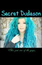 Secret Dudeson by MaddieDudeson