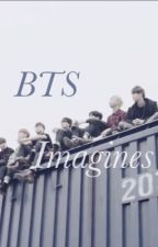 BTS Imagines by byunntaehyung