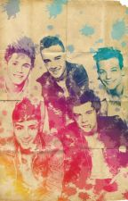 One direction lyrics by Harriet_Taylor