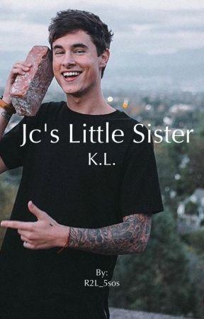 JC's little sister(Kian Lawley fan fic) by R2L_girly