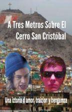 A Tres metros sobre el cerro San Cristobal. || Larry - Parodia peruana|| by Vivian_Stylinson