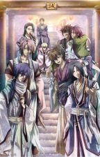 Time travel Hakuouki by NgJesslyn