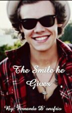 The smile he gives {L.S} by willthelarry