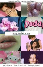 larry collections by onelarryshoots