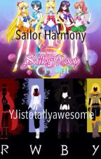 Sailor Moon Crystal X RWBY by YJistotallyawesome