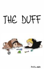 THE DUFF {cake} by Arctic_muke