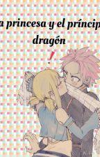 La princesa y el príncipe dragón by peko-chan120