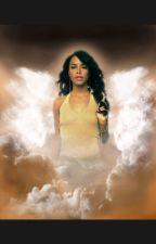 Aaliyah & Diamond  by trjadeee195