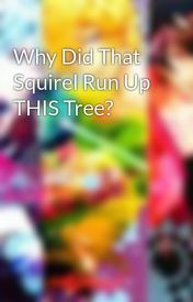 Why Did That Squirel Run Up THIS Tree? by SockMonkeyLuver