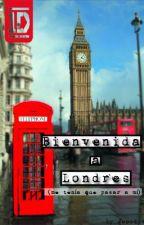 Bienvenida a Londres (me tenía que pasar a mí) by Jooody15