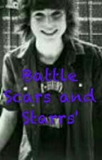 Battle Scars and Starrs'-Chandler Riggs love story by M-Neko-Channn