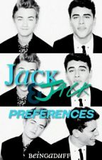 Jack and Jack Preferences/Imagines by BeingaDUFF