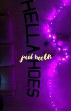 jail booth | min yoongi by btsayper