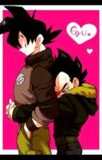 Guilty love(Goku X Vegeta) by NoRegretsNoSadness