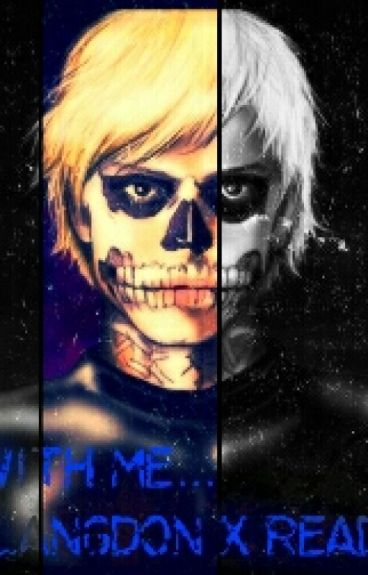 Stay with me... (tate langdon x reader)