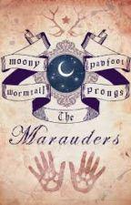Marauder's Era ( AU ) by sirius_james