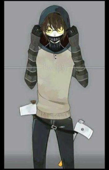 La hija de jeff y jane the killer (ticcy toby y tu)||#Wattys2015