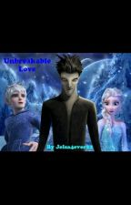 unbreakable Love (jelsa in high school) by QueenWriter646