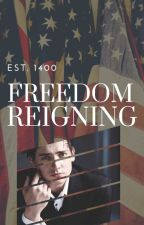 freedom reigning by PacificSchism