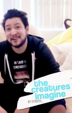 The Creatures & Cow Chop Imagine by Syantel_